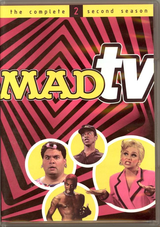 MAD TV Season 2 DVD • USA