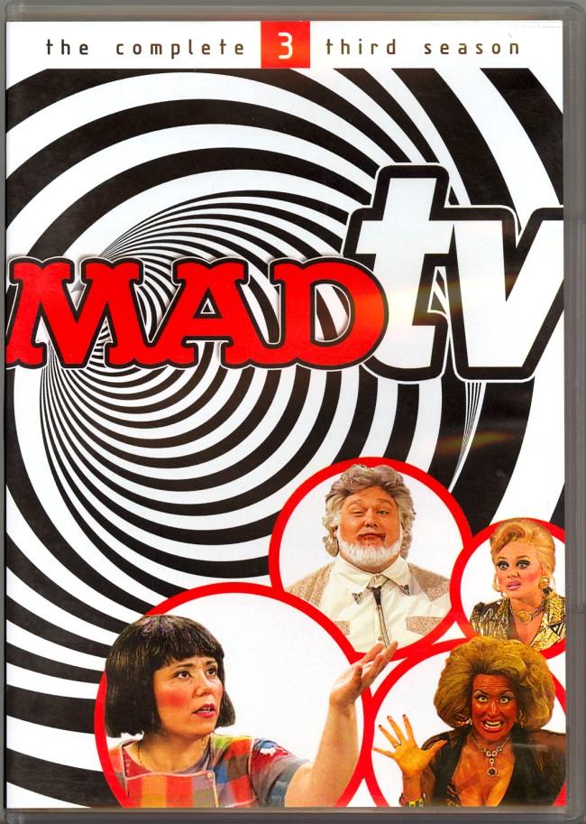MAD TV Season 3 DVD • USA