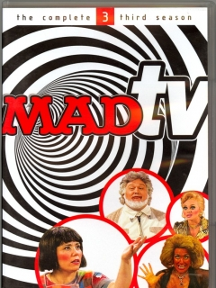 Go to MAD TV Season 3 DVD • USA