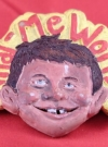 Image of What, me worry! Alfred E. Neuman Pinback Button
