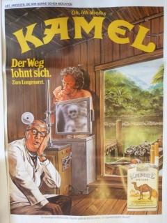 Go to Poster: Camel Cigarettes • USA