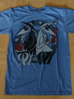 Go to Blue Spy vs. Spy Shirt