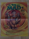 Image of Has Tang goes MAD MAD advertisement poster