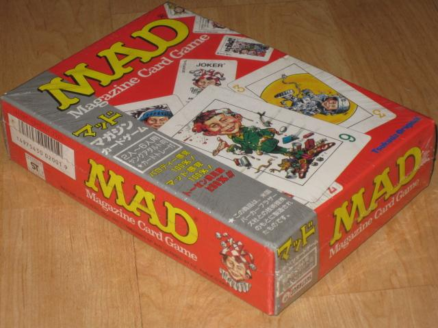 Japanese MAD Card Game 2nd Version • Japan