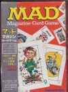 Image of Japanese MAD Card Game 2nd Version - Front