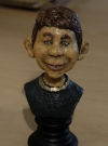 Image of Chess Figure/Bust Alfred E. Neuman