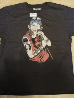 Go to Alfred E. Neuman as Axl Rose T-Shirt