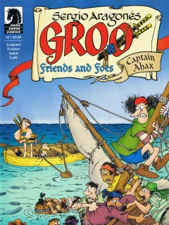 Go to Groo - Friends and Foes #1 • USA