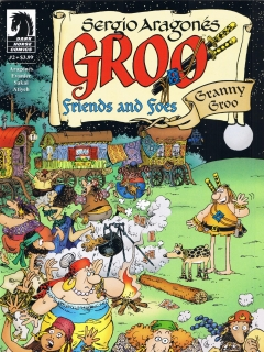 Go to Groo - Friends and Foes #2 • USA