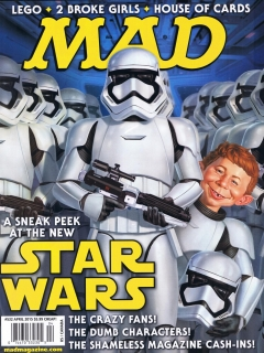 Go to MAD Magazine #532 • USA • 1st Edition - New York