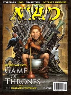 Go to MAD Magazine #490 • Australia