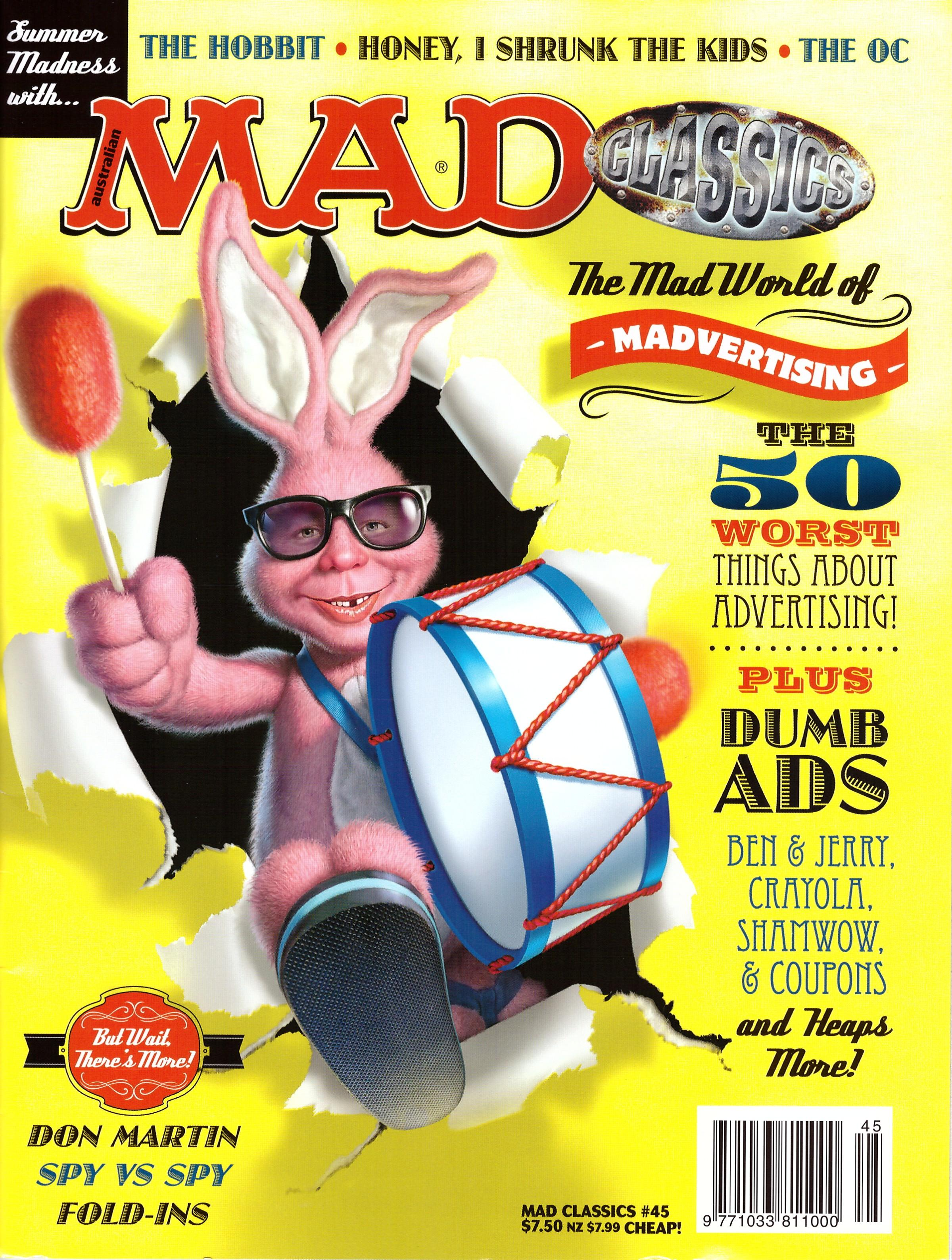 MAD Classics #45 • Australia