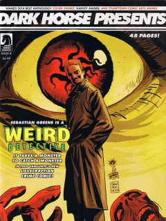 Go to Weird Detective #201