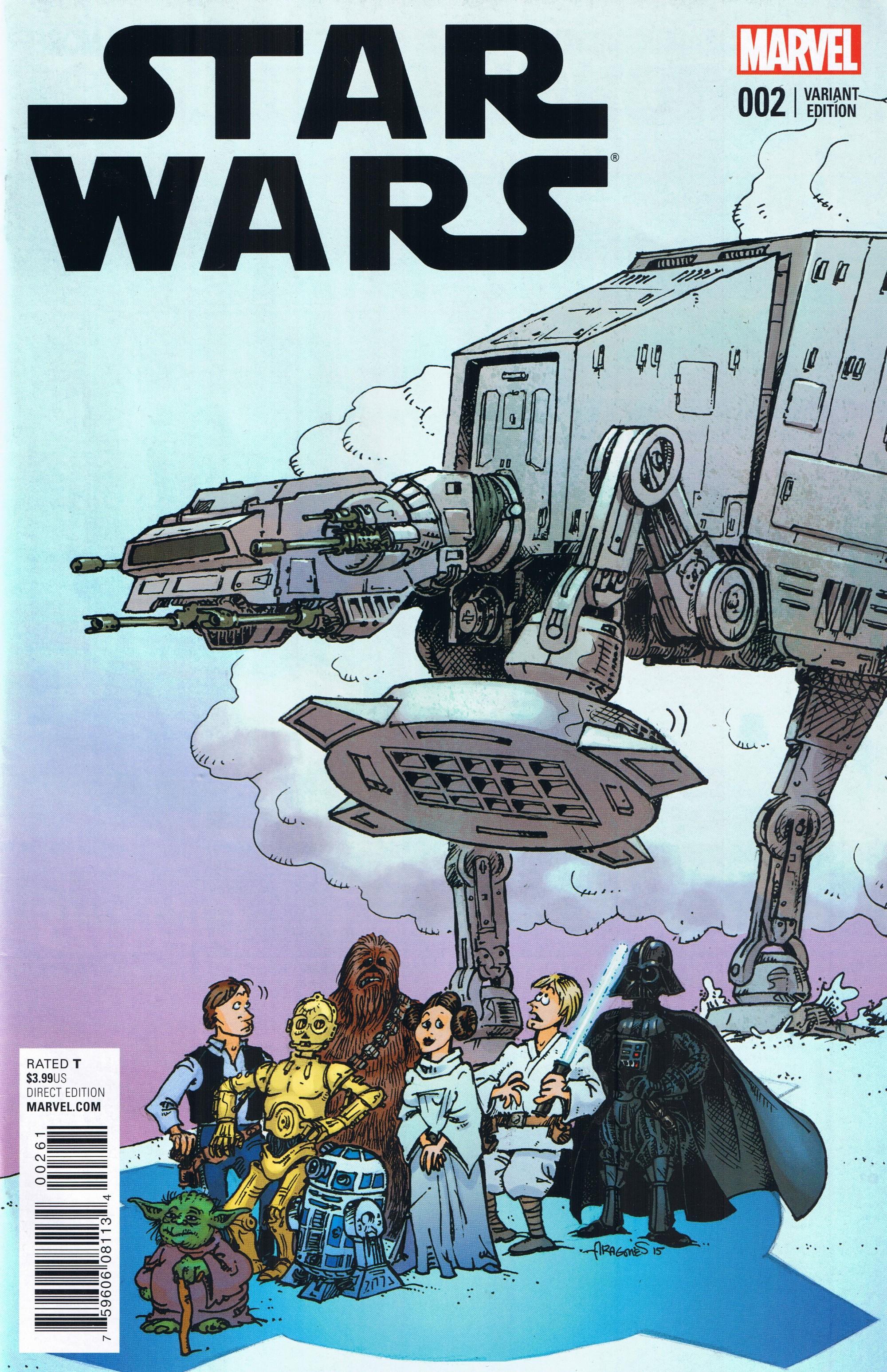 Star Wars #2 • USA