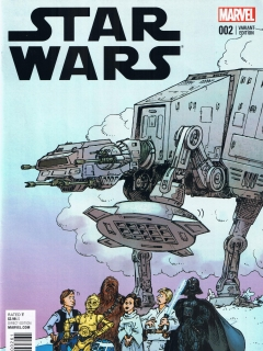 Star Wars #2 • USA