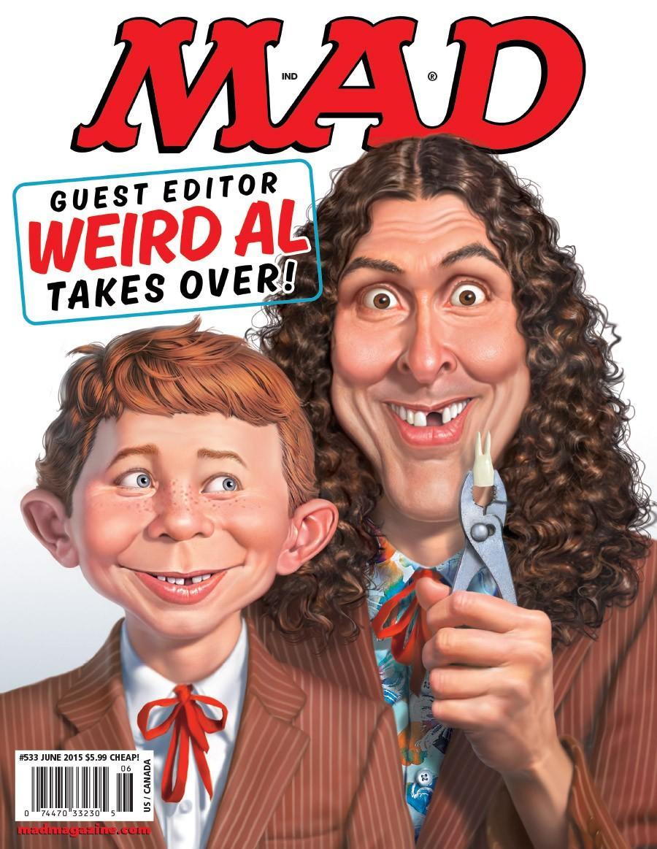 MAD Magazine #533 • USA • 1st Edition - New York