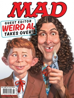Go to MAD Magazine #533 • USA • 1st Edition - New York