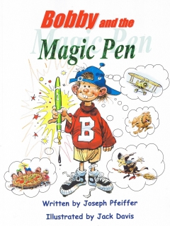 Go to Bobby and the Magic Pen