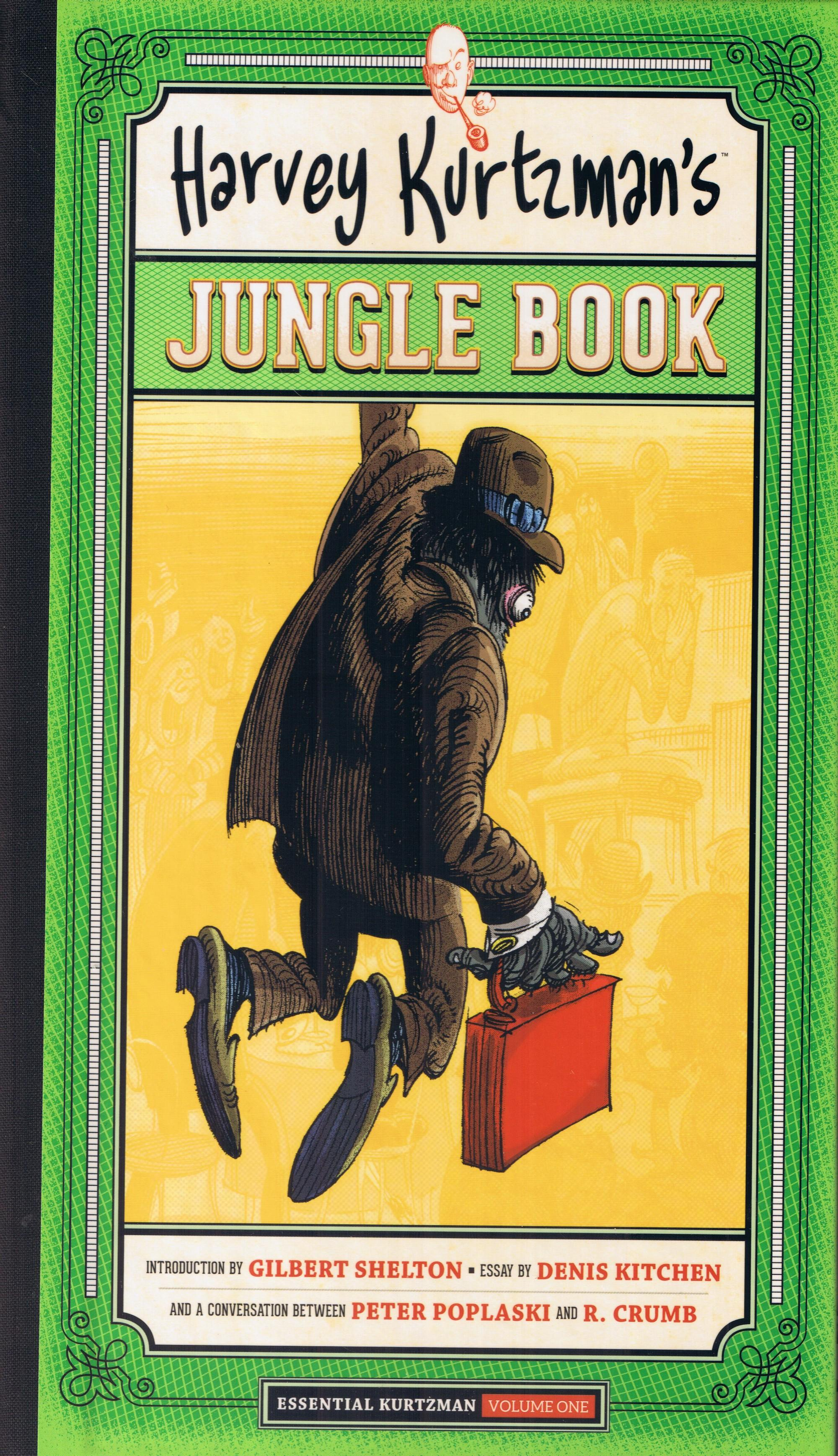 Harvey Kurtzmans Jungle Book #1 • USA