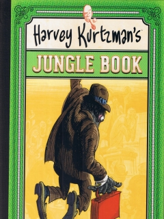 Harvey Kurtzmans Jungle Book #1