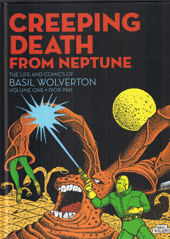The Life and Comics of Basil Wolverton • USA