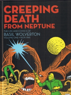 Creeping Death From Neptune (1909-1941) #1