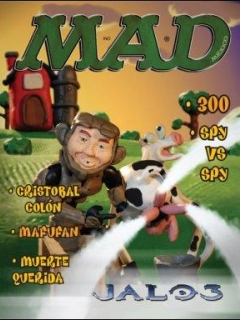 Go to MAD Magazine #57 • Mexico • 4th Edition - Mina