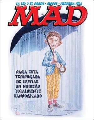 MAD Magazine #60 • Mexico • 4th Edition - Mina