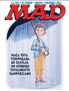 Go to MAD Magazine #60 • Mexico • 4th Edition - Mina
