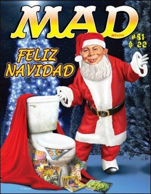 MAD Magazine #61 • Mexico • 4th Edition - Mina