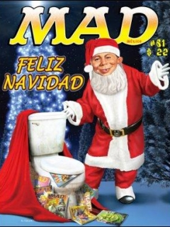 Go to MAD Magazine #61 • Mexico • 4th Edition - Mina