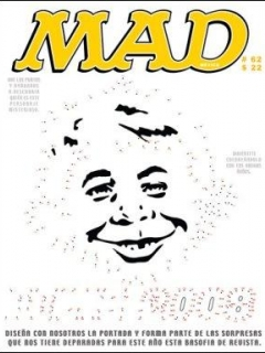 Go to MAD Magazine #62 • Mexico • 4th Edition - Mina