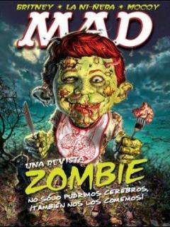 MAD Magazine #63 • Mexico • 4th Edition - Mina