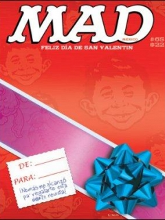 Go to MAD Magazine #65 • Mexico • 4th Edition - Mina