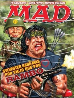 Go to MAD Magazine #67 • Mexico • 4th Edition - Mina