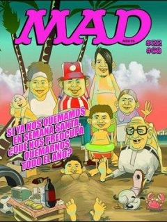 Go to MAD Magazine #68 • Mexico • 4th Edition - Mina