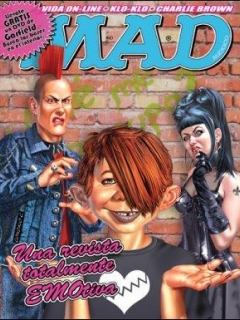 Go to MAD Magazine #69 • Mexico • 4th Edition - Mina