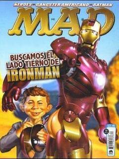 Go to MAD Magazine #70 • Mexico • 4th Edition - Mina