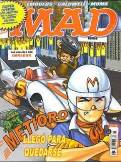 Go to MAD Magazine #71 • Mexico • 4th Edition - Mina