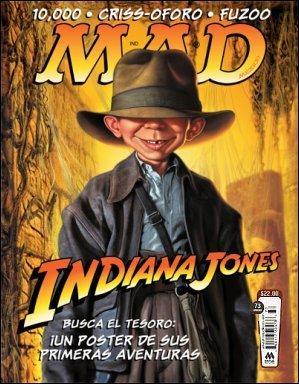 MAD Magazine #73 • Mexico • 4th Edition - Mina