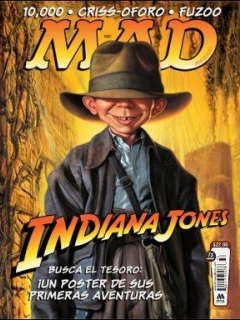 Go to MAD Magazine #73 • Mexico • 4th Edition - Mina