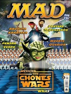 Go to MAD Magazine #80 • Mexico • 4th Edition - Mina