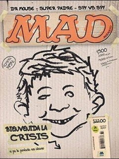 Go to MAD Magazine #84 • Mexico • 4th Edition - Mina