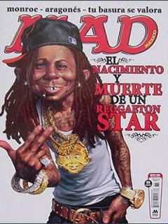 MAD Magazine #88 • Mexico • 4th Edition - Mina
