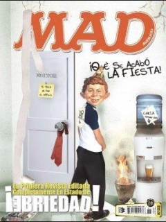Go to MAD Magazine #93 • Mexico • 4th Edition - Mina