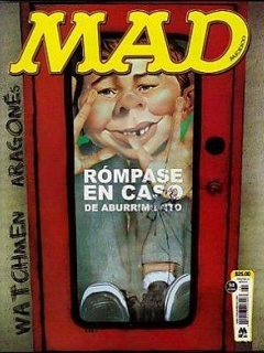 Go to MAD Magazine #94 • Mexico • 4th Edition - Mina