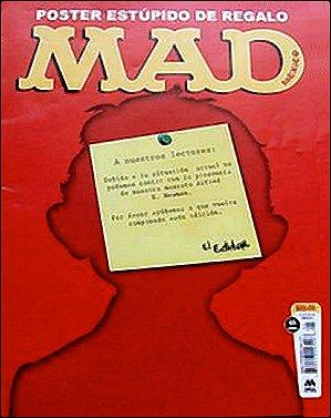 MAD Magazine #98 • Mexico • 4th Edition - Mina