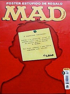 Go to MAD Magazine #98 • Mexico • 4th Edition - Mina
