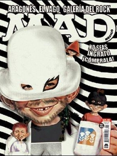 Go to MAD Magazine #99 • Mexico • 4th Edition - Mina