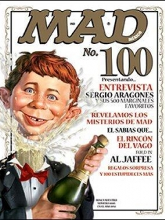 Go to MAD Magazine #100 • Mexico • 4th Edition - Mina